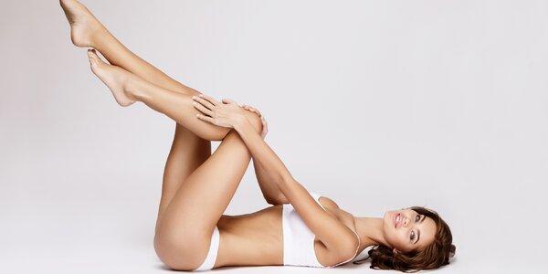Hubnutí pomocí ultrazvukové liposukce i lymfodrenáže