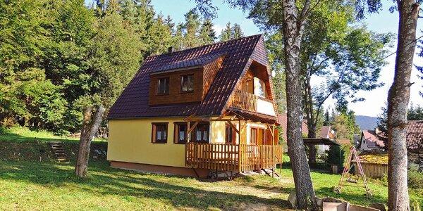 Jarní pobyt v apartmánu pro 4-5 osob na Lipně