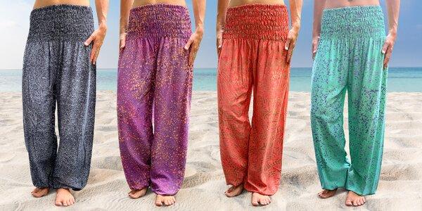 Úžasně pohodlné kalhoty a podprsenky z Bali