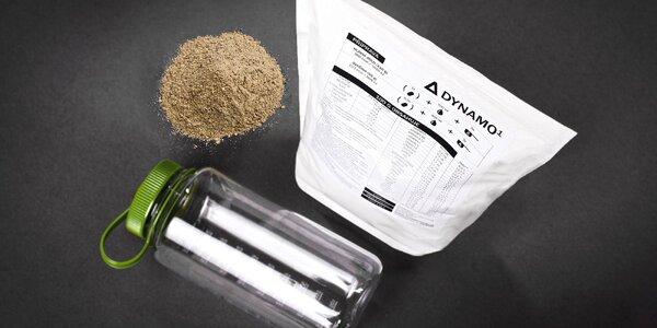 Proteinový nápoj plný vitaminů: 1200 i 2400 g