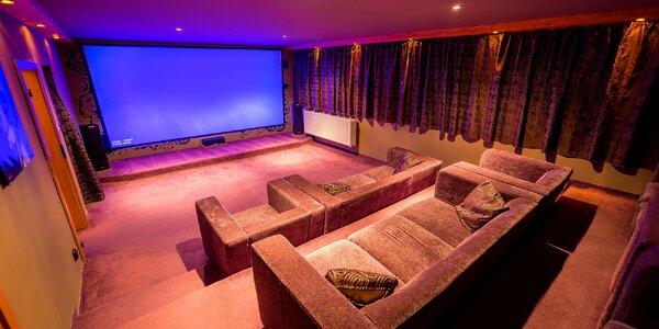 Za pohodou do Tater: pobyt v penzionu s kinem