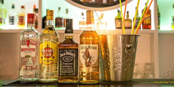 Maxi drink podle výběru v brněnském klubu Šelepka