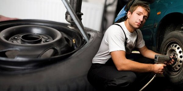 239 Kč za přezutí do zimních pneumatik plus vyvážení kol!
