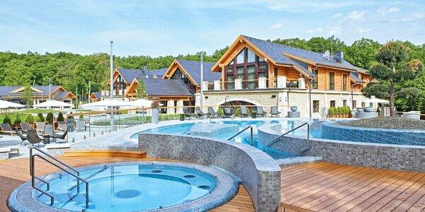 Luxusní resort se spoustou atrakcí pro celou rodinu