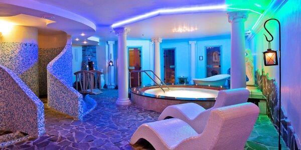 Hotel se skvělým zázemím i neomezeným wellness