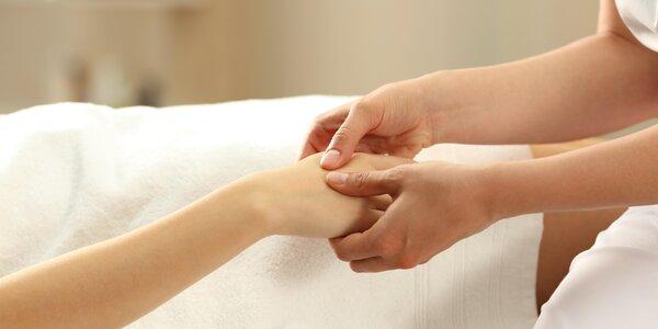 Dokonalý relax: Masáž rukou nebo celého těla