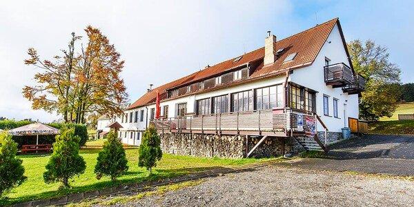 Jarní Šumava plná turistiky: pobyt vč. polopenze