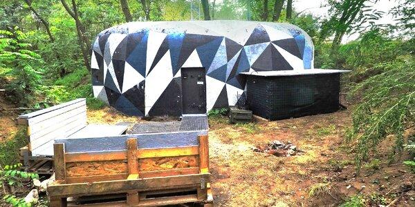 1–2 noci v bunkru: super zážitek na jižní Moravě