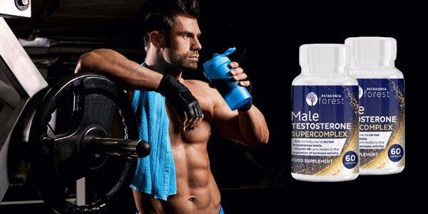 Testosteronový superkomplex pro muže i ženy