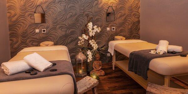 30–90minutová thajská masáž podle výběru
