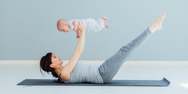 Jóga pro rodiče s dětmi: 1 nebo 10 lekcí