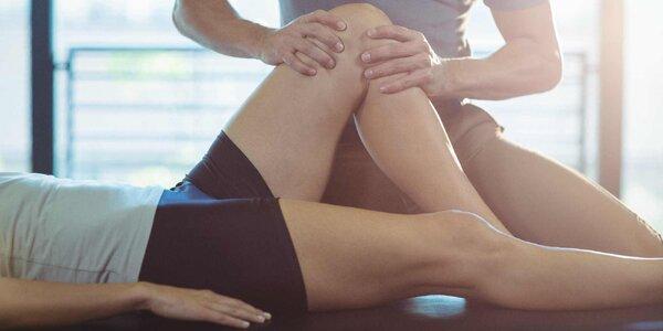 120 min. fyzioterapie a trénink pro uvolnění těla