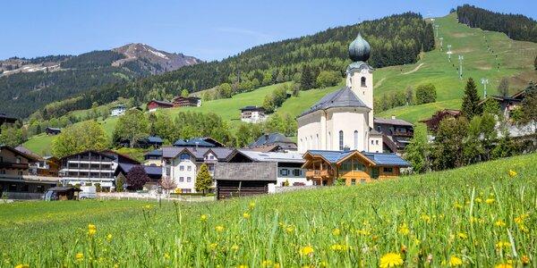 Na výlety do Hinterglemmu: hotel s polopenzí
