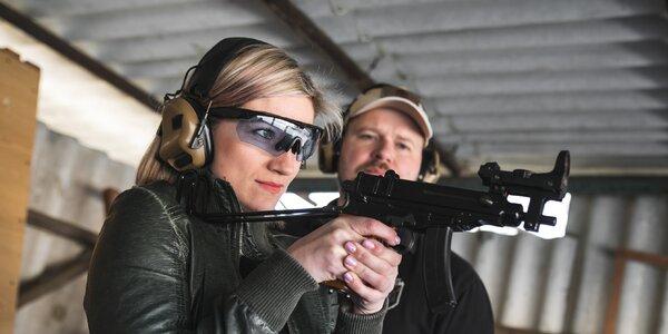 Střelecké balíčky pro začátečníky i pokročilé