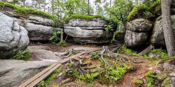 1denní výlet: NP Stolové hory a Kudowa zdroj