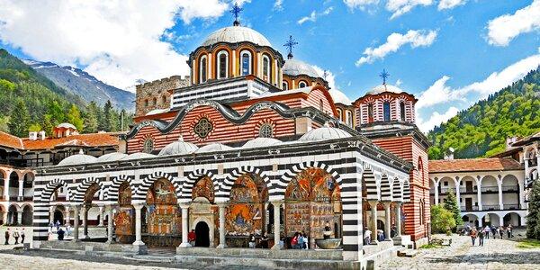 Poznávací zájezd do Bulharska: 3 noci v 4* hotelu