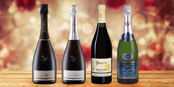 Italské bublinky: šumivá vína i Prosecco