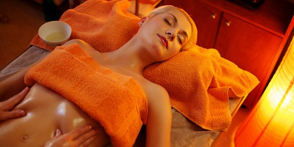 Kouzelná tantra masáž, na výběr z 5 variant