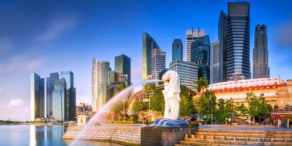Letecký zájezd do Singapuru: 6 nocí, průvodce