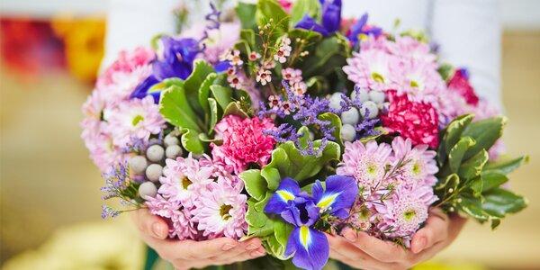 Květinová vazba dle vašeho výběru