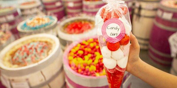 Kornout vašich oblíbených bonbonů z Candy & Cafe