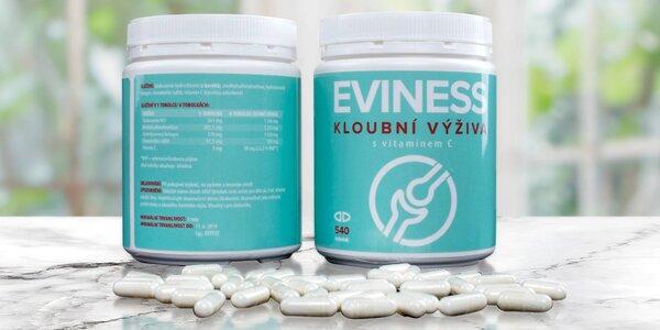 Kloubní výživa Eviness s kolagenem i vitamínem C