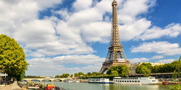 Velikonoční Paříž se zastávkou ve Versailles