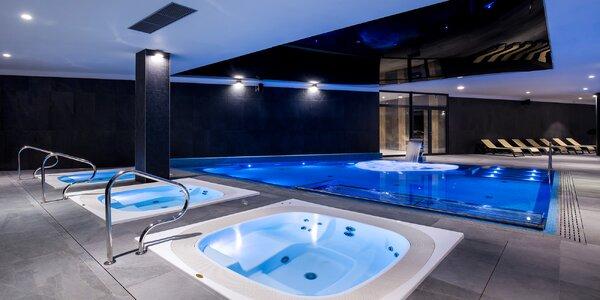 5* resort u Sněžky: privátní sauna, polopenze