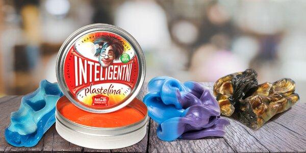Inteligentní plastelína pro malé i velké tvůrce