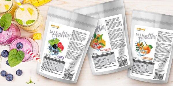 Zdravé nápoje BeHealthy nabité superpotravinami