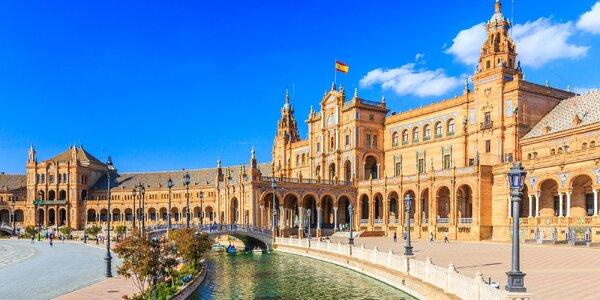 Poznávací zájezd do Andalusie: autobus, polopenze