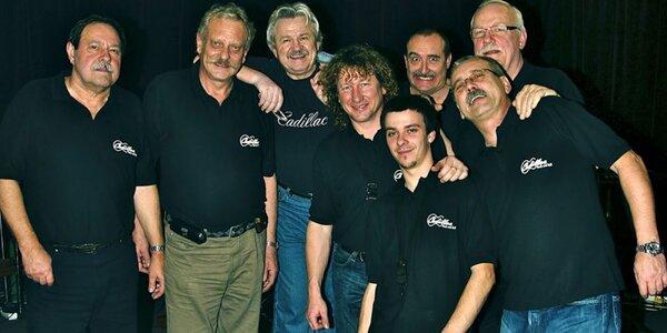 Vstupenka na Pavla Sedláčka a Cadillac Band