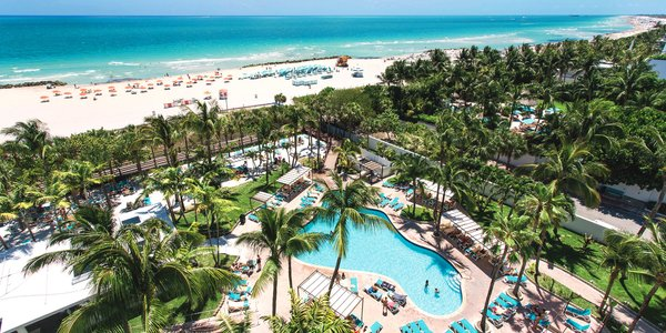 4* resort Riu Plaza Miami Beach s polopenzí