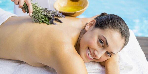 Relaxační masáže i s možností permanentky