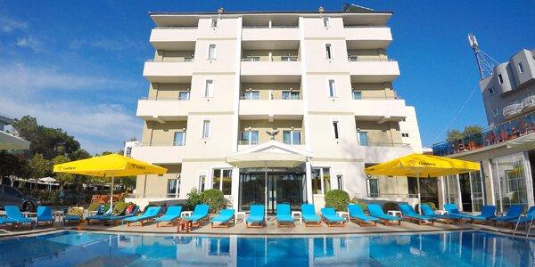 Albánie letecky: 7 nocí v hotelu s all inclusive
