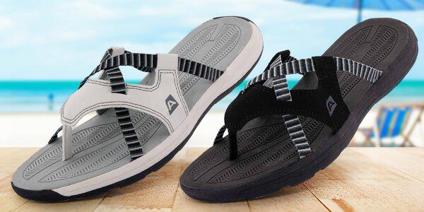 Dámské pantofle Alpine Pro v černé i bílé barvě