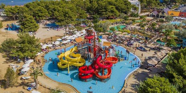 Resort v Šibeniku s aquaparkem: pro páry i rodiny