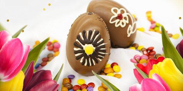 Prohlídka muzea čokolády a výroba čokovajíček