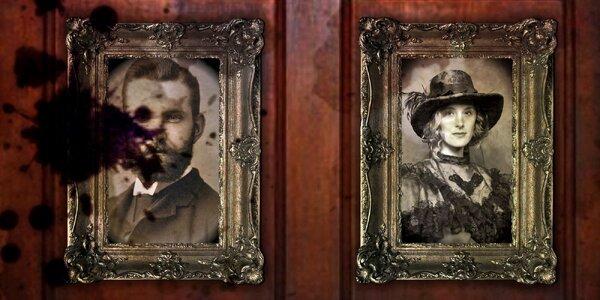 Podivné dědictví: tajemná únikovka pro 2–6 osob