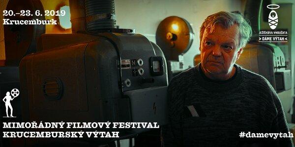 Dáme výtah: filmový festival Krucemburský výtah