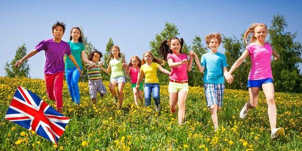 14denní tábor s angličtinou pro dítě od 6 do 15 let