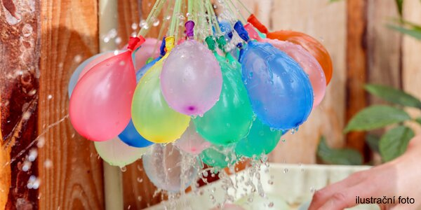 Vodní balónky: bomby pro skvělou vodní bitvu