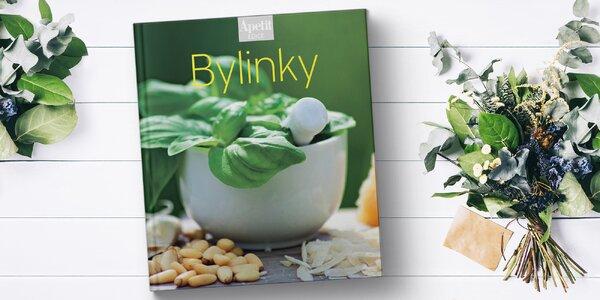Kuchařka z edice Apetit: Bylinky – 120 receptů