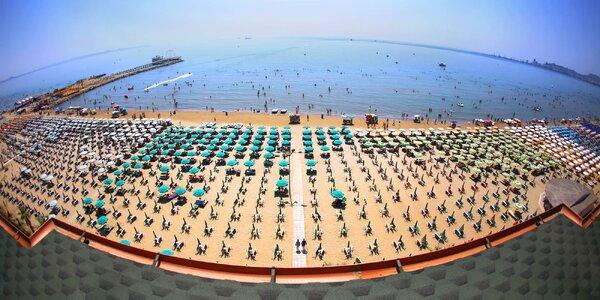 7 nocí v Albánii: hotel na pláži a all inclusive