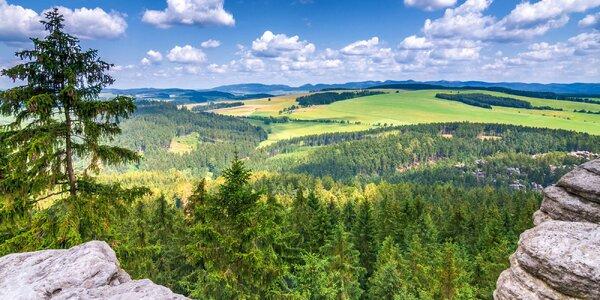 Adršpach s polopenzí: termíny až do dubna 2020