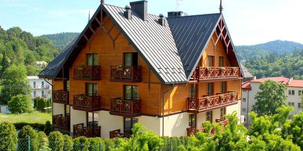 Relax v Polsku: wellness, polopenze a aktivity