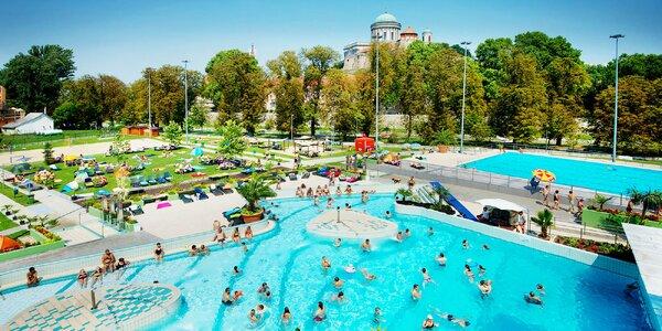Relaxační pobyt v Ostřihomi i vstup do aquaparku