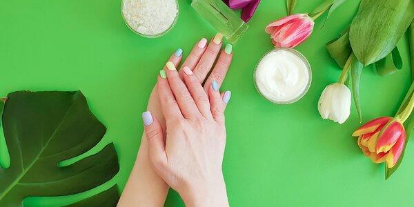 Manikúra s gel lakem, Shellacem nebo P-Shine