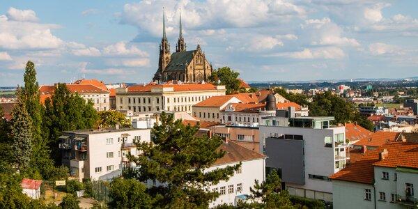 Víkendový pobyt v 5* hotelu Barceló Brno Palace