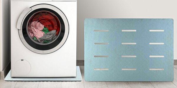 Odolná antivibrační podložka pod pračku
